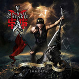 MSG (Michael Schenker Group) / Immortal (RU)(CD)