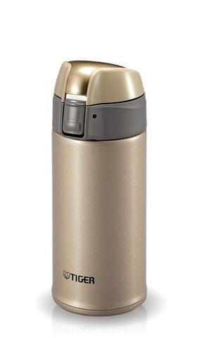 Термокружка Tiger MMQ-S (0,35 литра), золотая