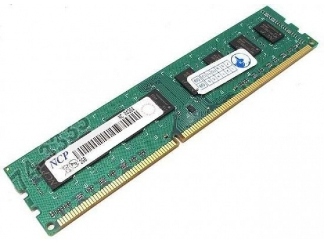 DIMM DDR3 2Gb PC3-10600 1333MHz NCP