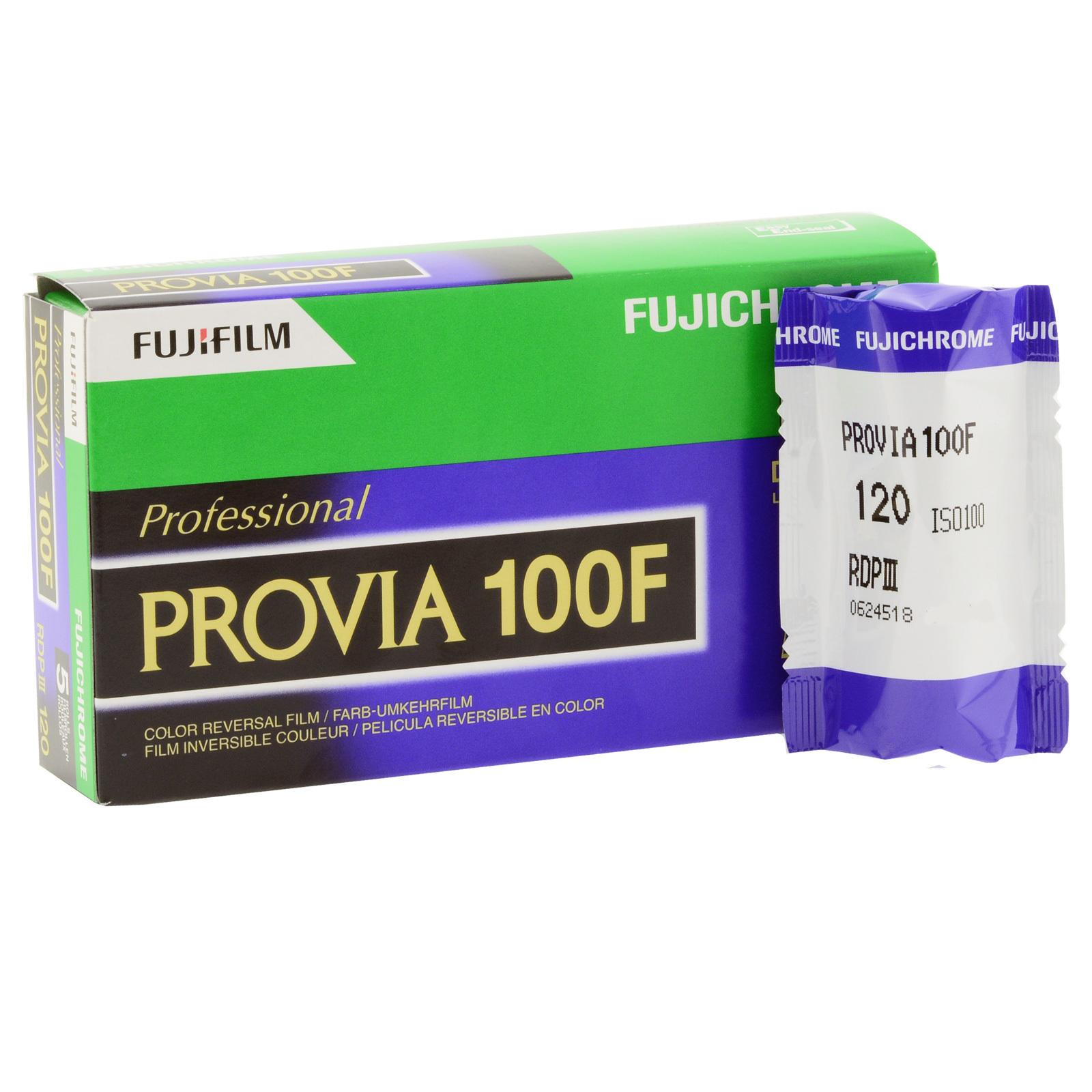 Фотопленка Fujifilm Provia 100F/120