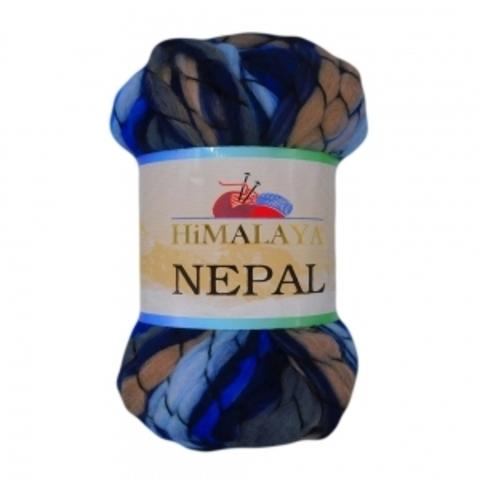 Nepal Himalaya (52% акрил, 48% шерсть, 200гр/52м)