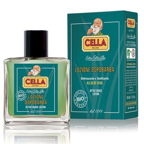 Лосьон после бритья Cella Aloe Vera Bio 100мл