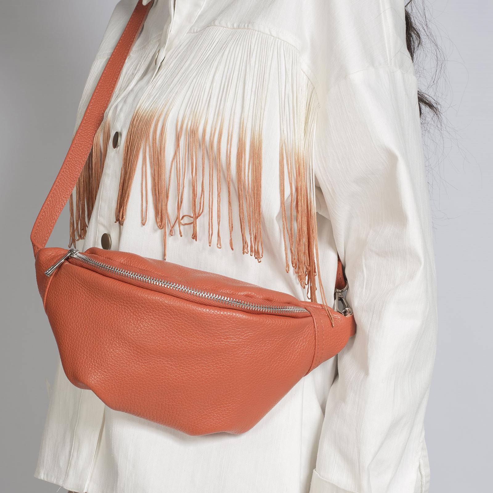 Fanny pack, UNO, Missy (охра)