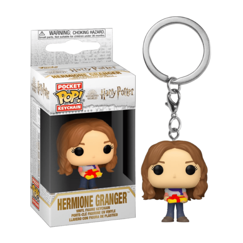 Брелок Гермиона || Funko POP! Keychain Holiday Hermione Granger (Harry Potter)