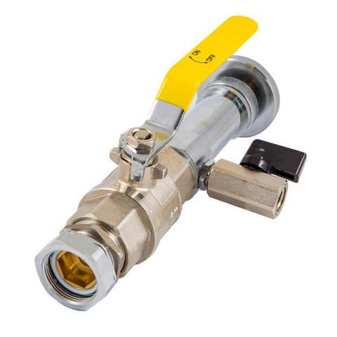 Сервисный комплект для замены термостатической вкладки без опорожнения отопительного оборудования
