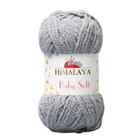 HiMALAYA  BABY SOFT (100% полиэстер, 50гр/115м)