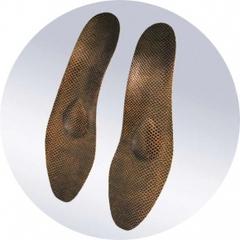Сверхтонкие ортопедические стельки для модельной обуви