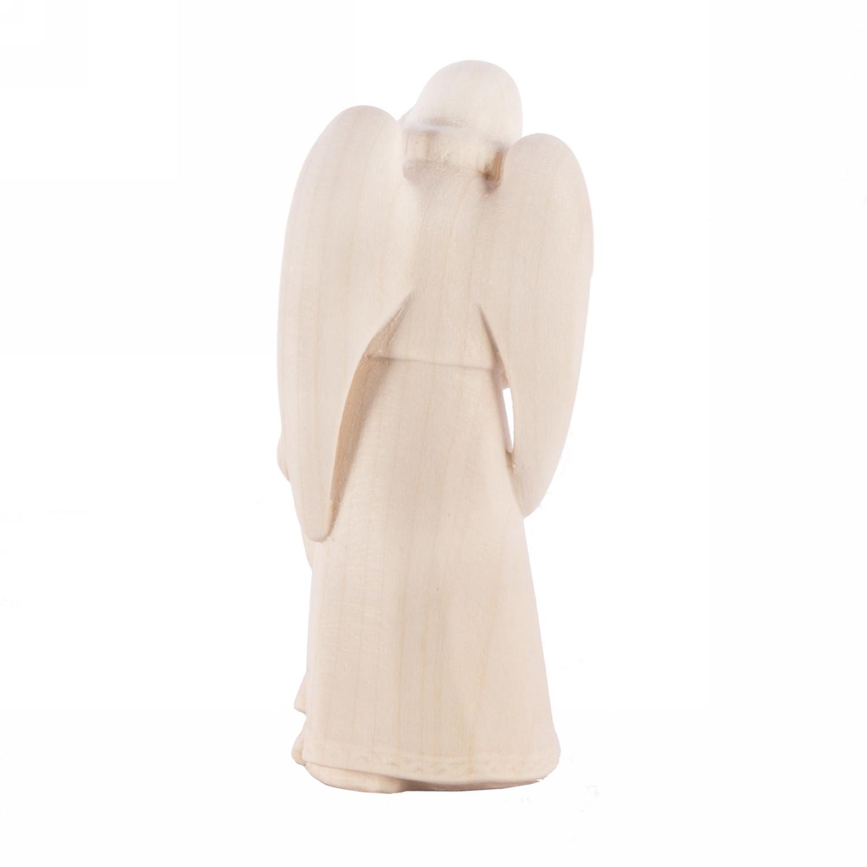 Ангел-хранитель с мальчиком в стиле модерн