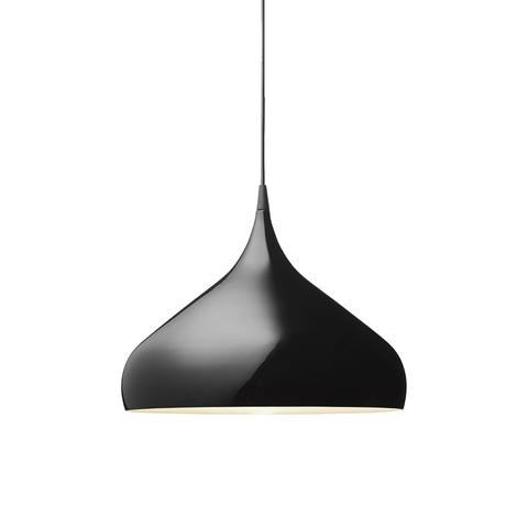 Подвесной светильник копия Spinning BH2 by Benjamin Hubert (черный)