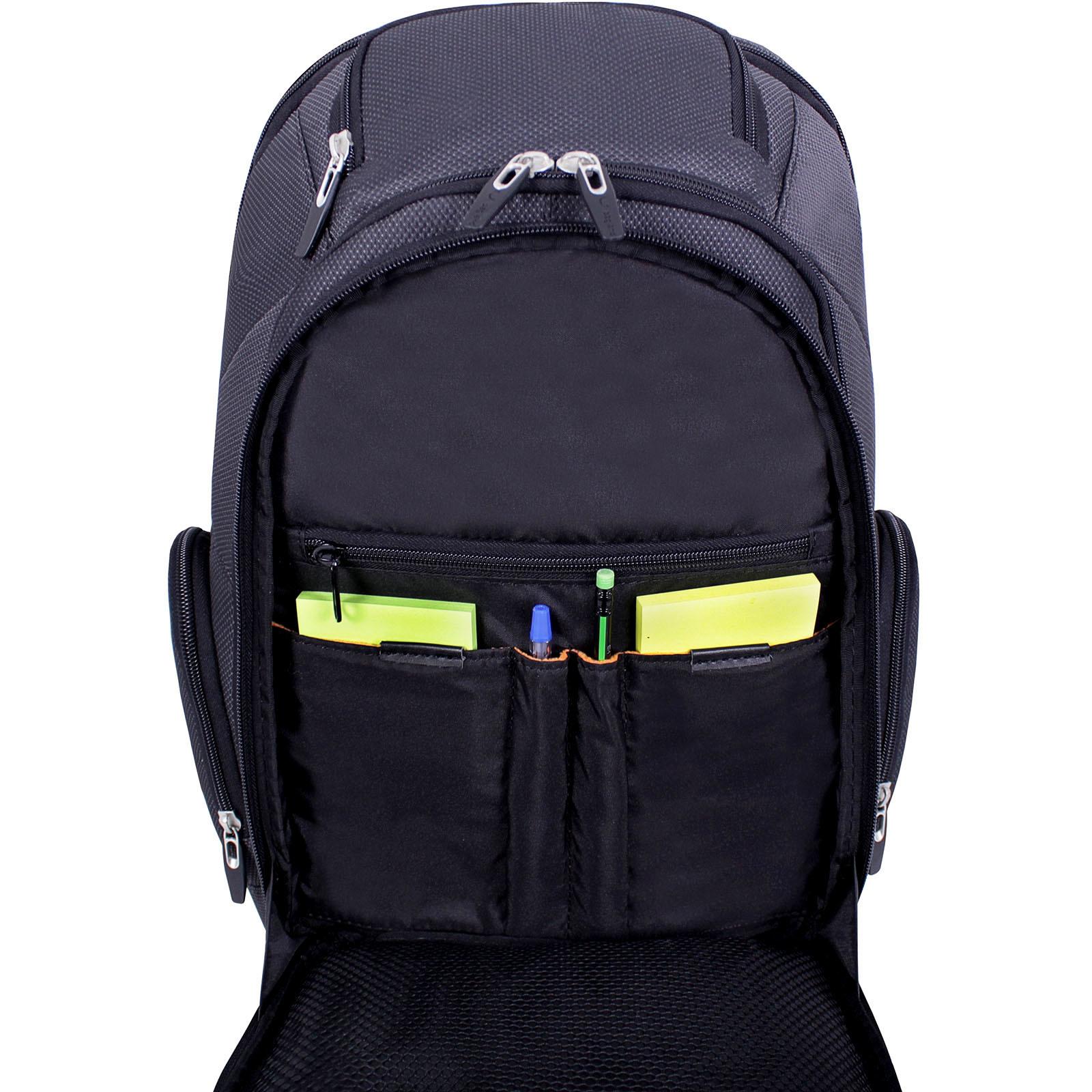 Рюкзак для ноутбука Bagland Tibo 23 л. Чёрный (0019066) фото 9