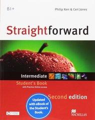Straightforward 2nd Edition Intermediate + eBoo...