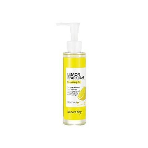Secret Key Lemon Sparkling Масло для очищения кожи