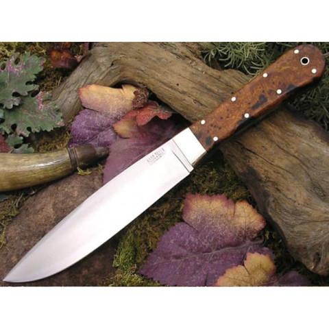 Нож Bark River Rogue модель Rogue Desert Ironwood