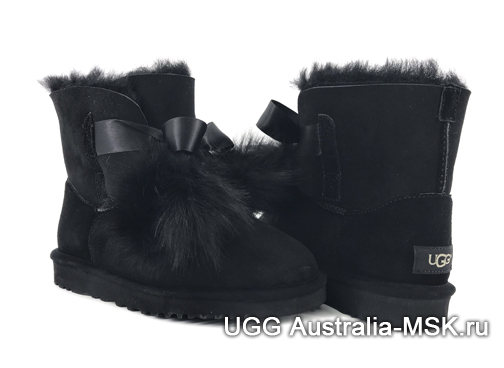 UGG Women GITA Black