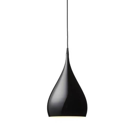 Подвесной светильник копия Spinning BH1 by Benjamin Hubert (черный)