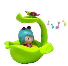 Ouaps МИМИ - листочек/фонтан, интерактивная игрушка для ванной (61070Ou)