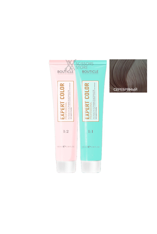 Expert Color Hair Color Cream Серебряный 100 мл