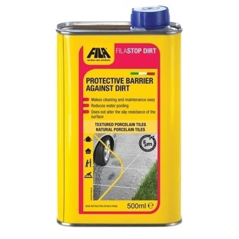 Fila Stop Dirt /Фила Стоп Дерт Защитное средство против пятен и грязи для плитки