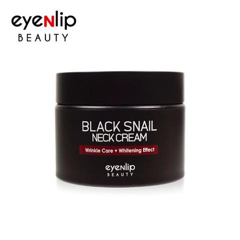 EYENLIP BLACK SNAIL Крем для шеи антивозрастной BLACK SNAIL NECK CREAM 50ml