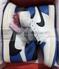 Travis Scott x Fragment x Air Jordan 1 High OG SP 'Military Blue' (Фото в живую)