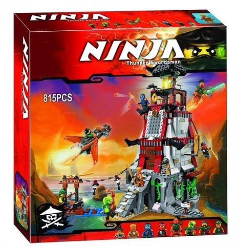 Конструктор Ninja 10528 Осада маяка