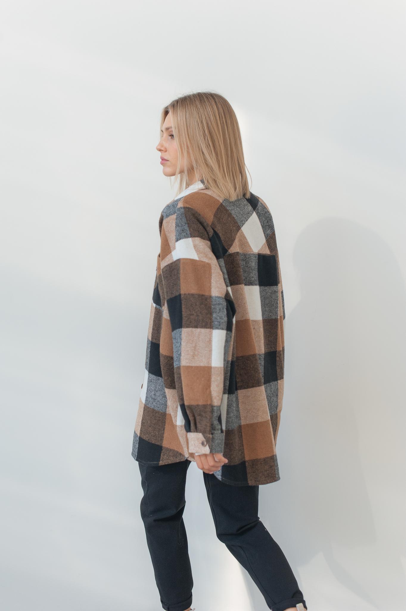 Куртка-рубашка art.506-1