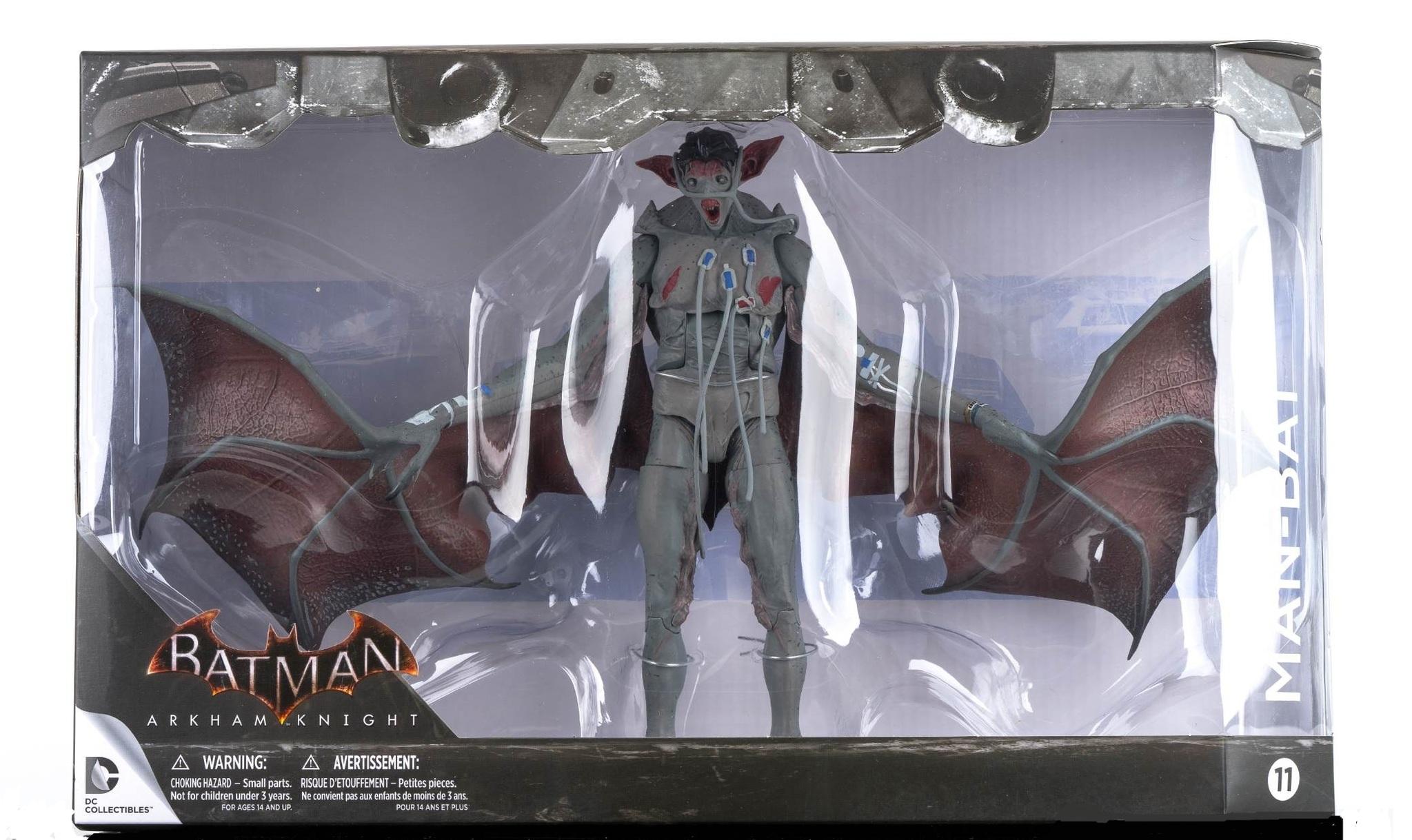 Фигурка Рыцарь Аркхэма Летучая мышь — Arkham Knight Man-Bat