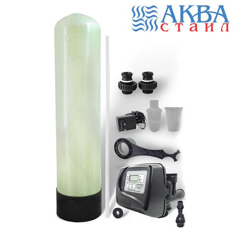 система безреагентной фильтрации корпус 08×44 с клапаном Clack F3Т