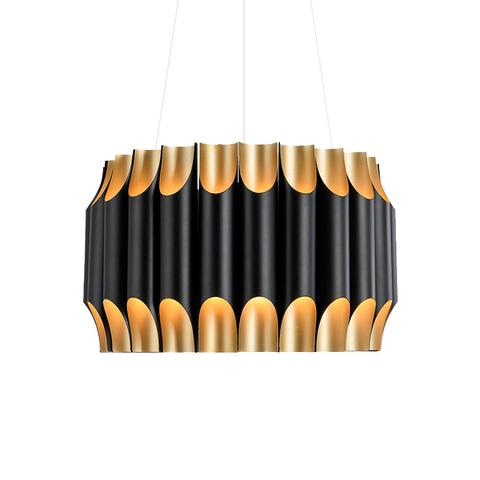 Подвесной светильник копия Galliano by Delightfull D60 (черный)