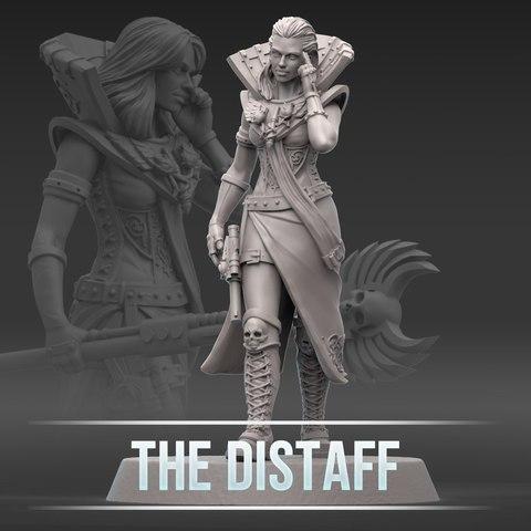 The Distaff