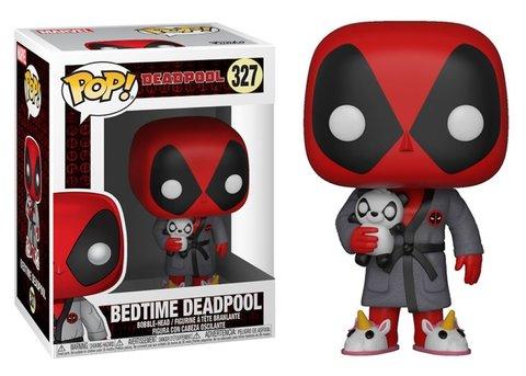 Bedtime Deadpool Funko Pop! Vinyl Figure || Дедпул в банном халате