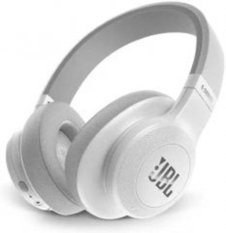 Беспроводная гарнитура JBL E55BT White #JBLE55BTWHT