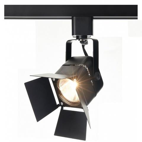 Трековый светильник IMEX IL.0010.2152 MR16 GU5.3 черный