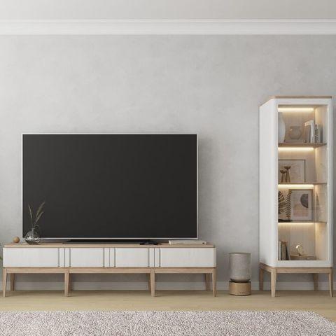 Мебель в гостиную из дуба Иконс