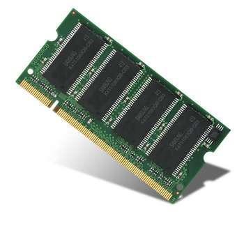 Память SODIMM DDR 512MB PC2700 SDRAM для ноутбука
