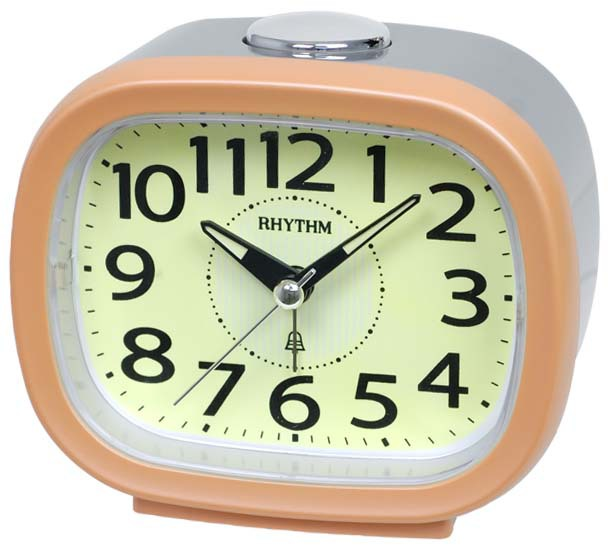 Часы-будильник Rhythm CRA846NR14