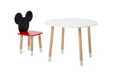 Детский стульчик Mini (Микки маус)