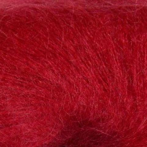 Пряжа Mohair Royal ( Мохер Роял ). Цвет: красный. Артикул: 12246