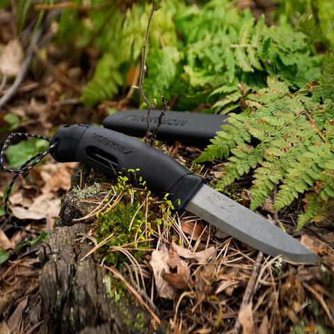 Нож Morakniv Companion Spark черный