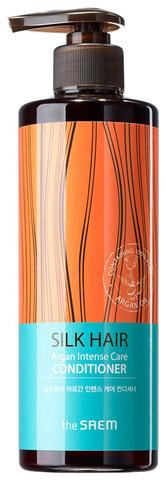 СМ SILK HAIR A Кондиционер для волос с арганой SILK HAIR Argan Intense Care Conditioner 380гр
