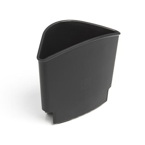 Сушилка для посуды Sinkin чёрная-никель