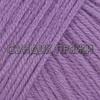 Пряжа Gazzal Baby Cotton XL 3414 (глубокая сирень)