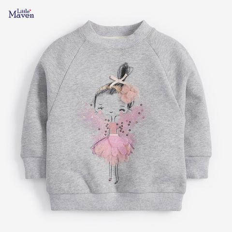 Свитшот для девочки Little Maven Фея