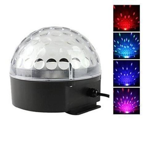 Музыкальный диско шар с Bluetooth