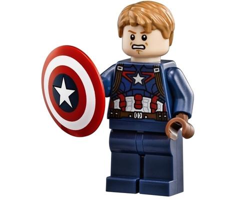 LEGO Super Heroes: Гелликарриер 76042 — The SHIELD Helicarrier — Лего Супергерои Марвел