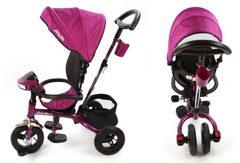Велосипед Moby Kids Style-2 Пурпурный (662-2Purp)