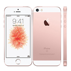 Apple iPhone SE 128GB Rose Gold - Розовое Золото