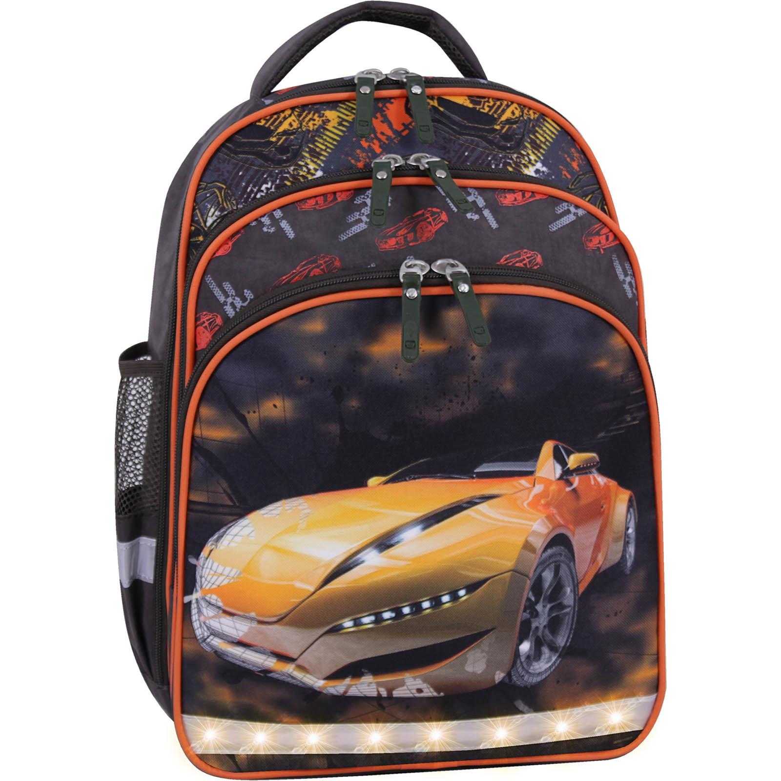Для детей Рюкзак школьный Bagland Mouse хаки 666 (00513702) IMG_2430_суб.666__свет-1600.jpg