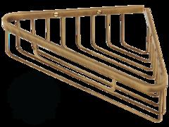 Решетка угловая Migliore Complementi H5xL22xP22 cm ML.COM-50.119 бронза
