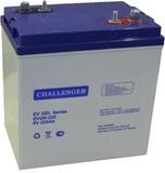 Аккумулятор Challenger EVG6-225 ( 6V 225Ah / 6В 225Ач ) - фотография